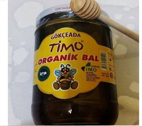 Timo Organik Süzme Kır Çiçeği Balı 850 Gr.