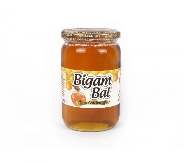 Bigam Doğal Süzme Püren Balı 850 gr